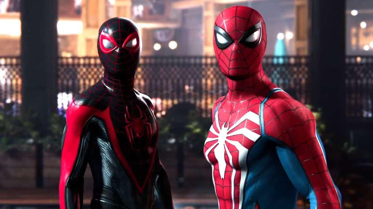 Marvel PS5 Multiplayer Insomniac