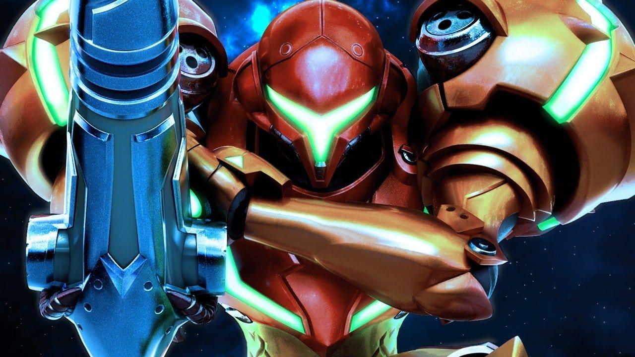 Metroid Prime Nintendo 2022