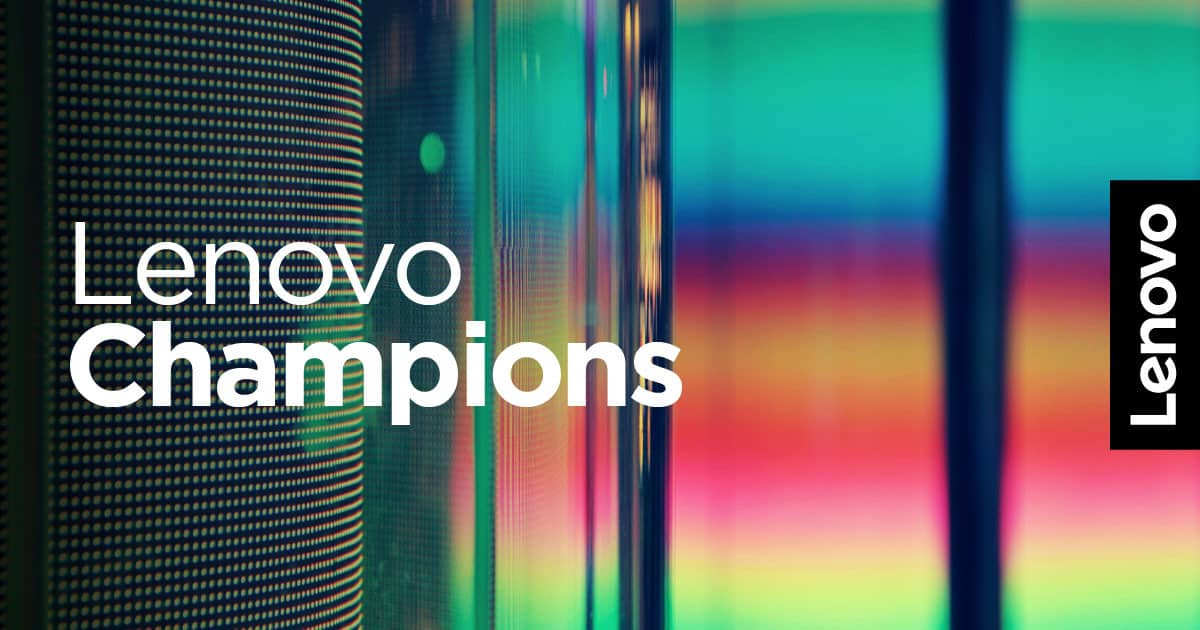 Lenovo Champions South Africa