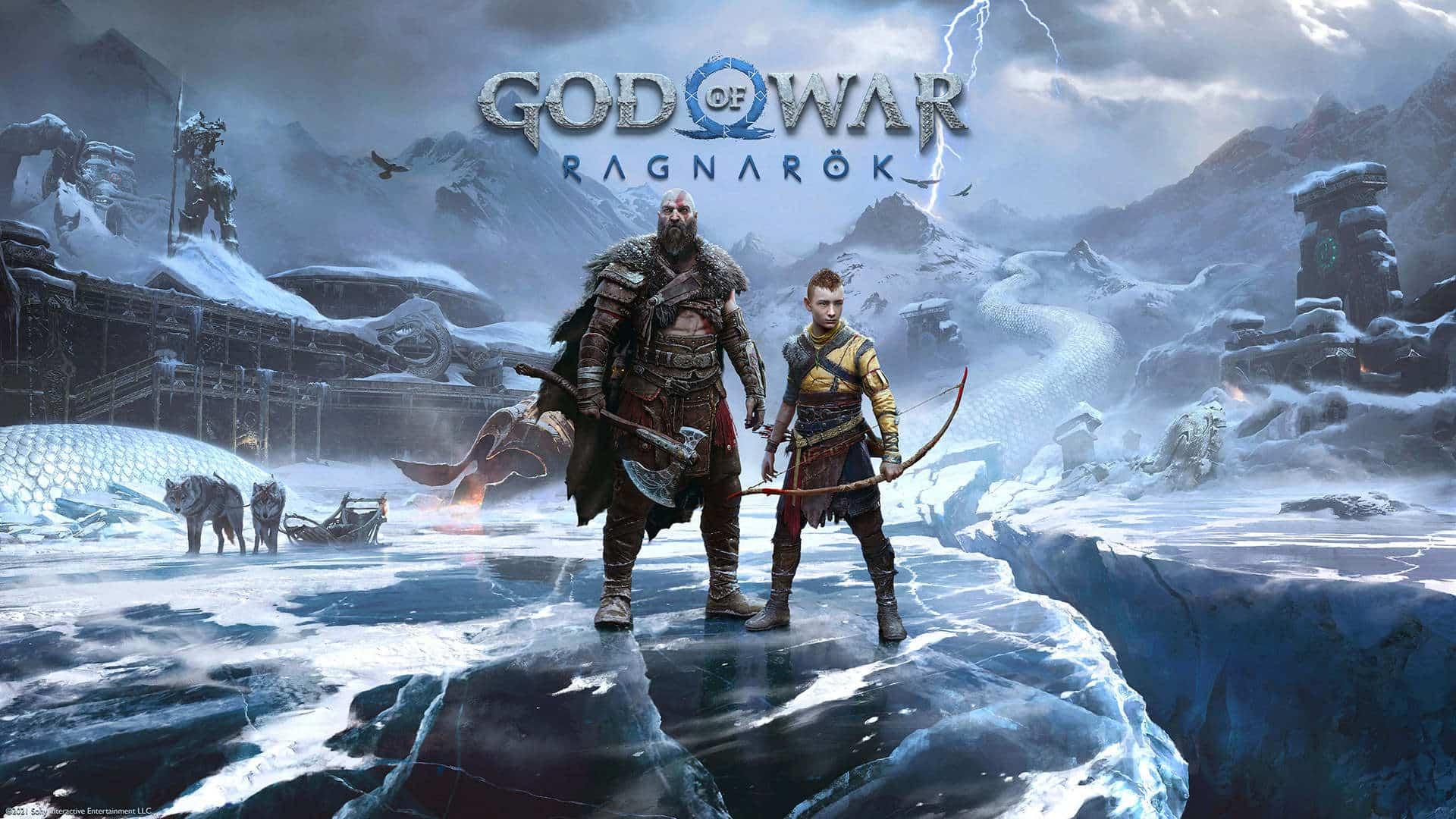 God of War Ragnarok PS5 Christopher Judge