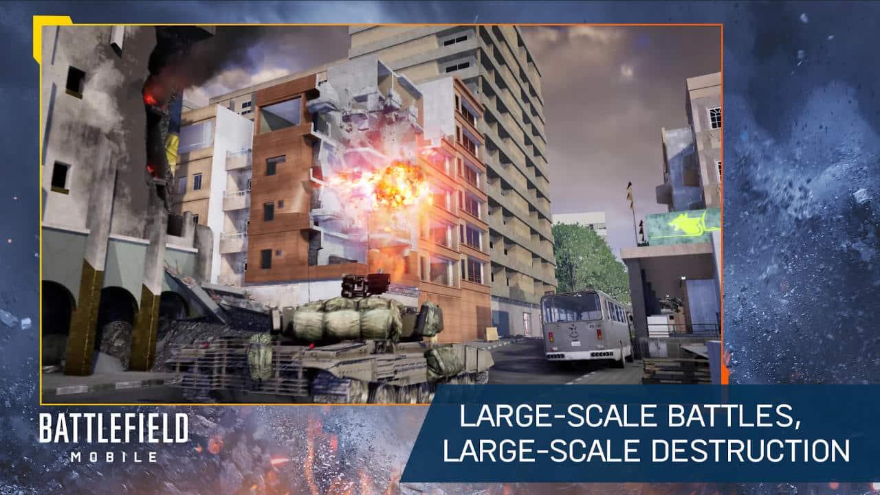 Battlefield Mobile Playtesting