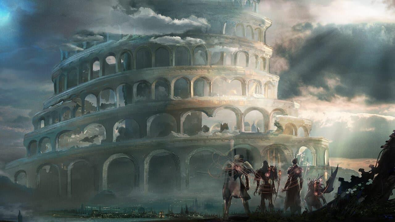 Babylon's Fall PlatinumGames Oil Painting Visuals