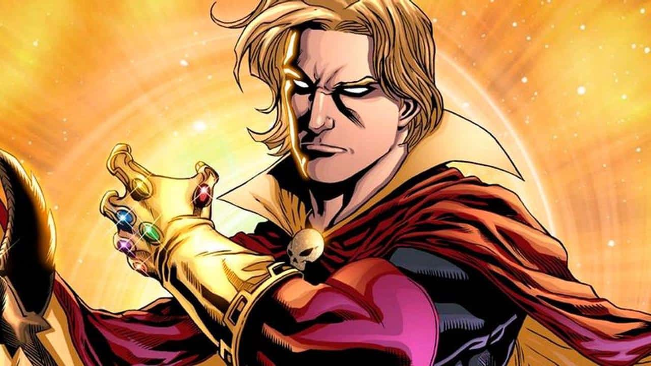 Guardians of the Galaxy Adam Warlock Actor