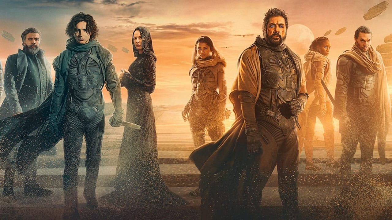Dune Explained and Reading Order and Terms