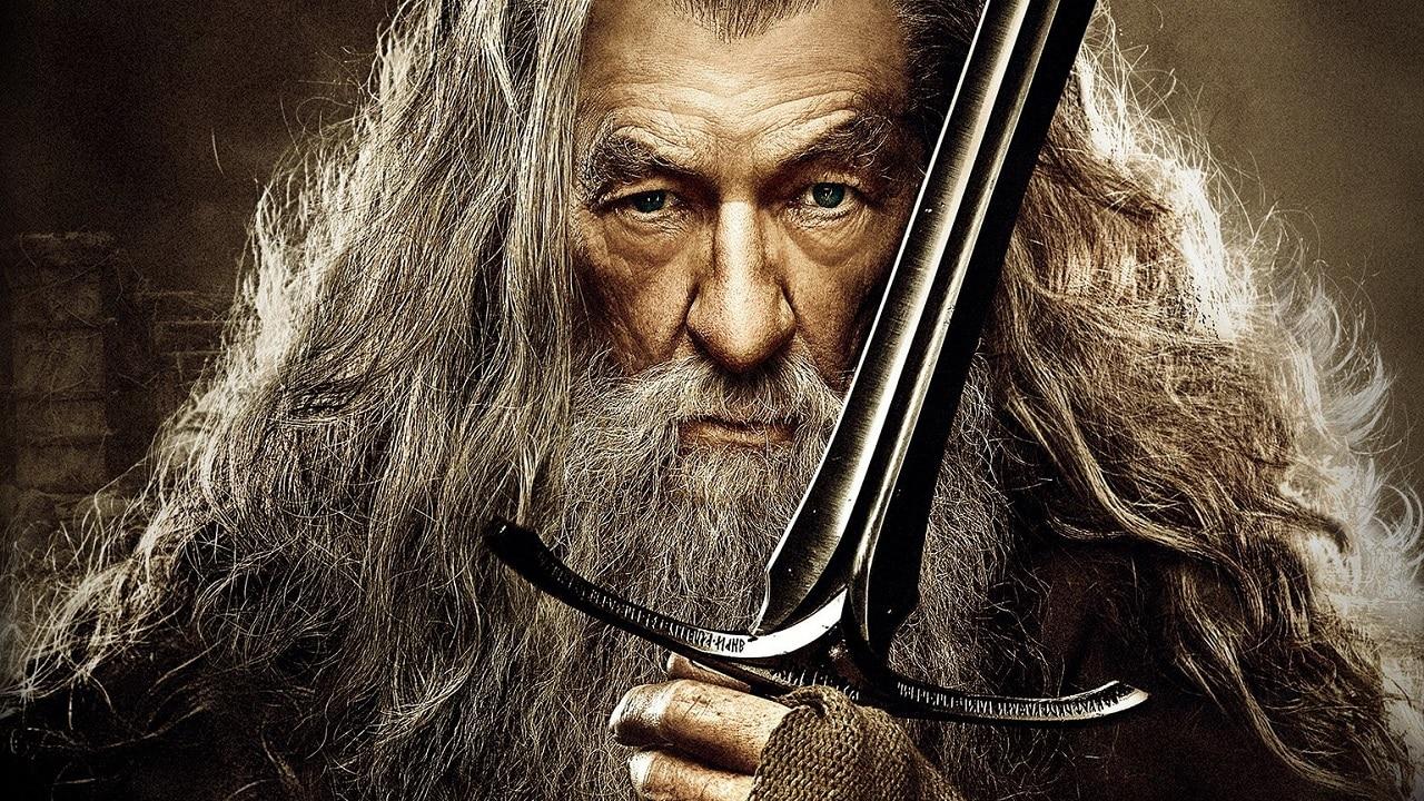 Warner Bros. Smash Fighting Game Gandalf Shaggy