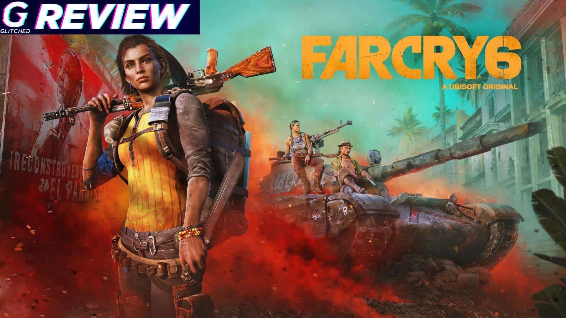 Far Cry 6 Review – Tropical Island Massacre