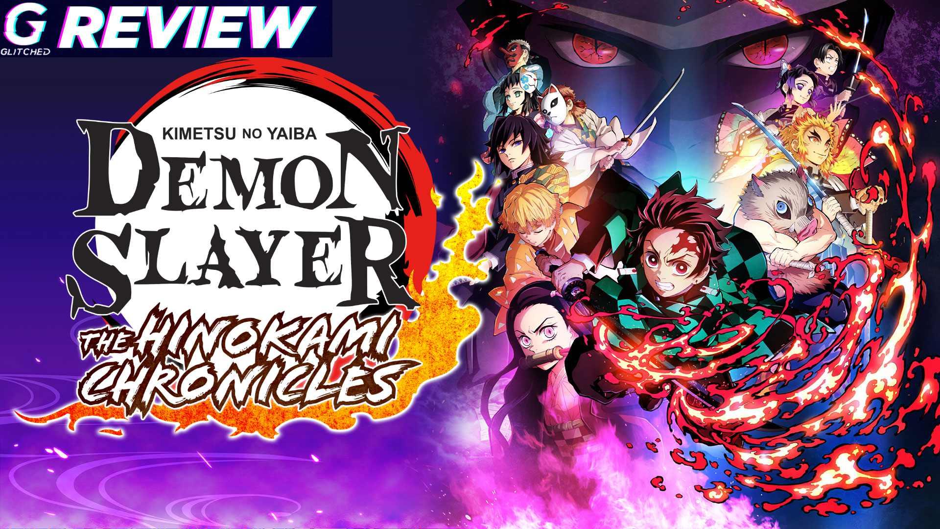 Demon Slayer: The Hinokami Chronicles Review