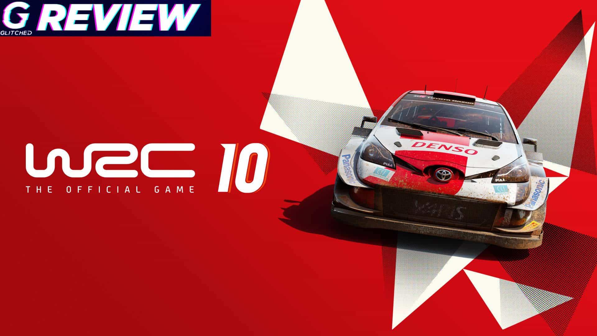 WRC 10 FIA World Rally Championship Review