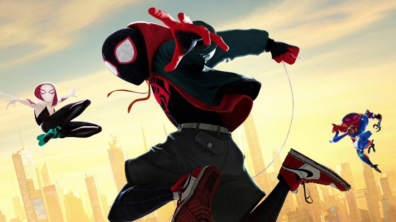 Spider-Man Into The Spider-Verse Sequel Title Leaked